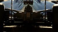 Zadní část vozu auber | Sauber C35 - Ferrari v kvalifikaci v Austinu
