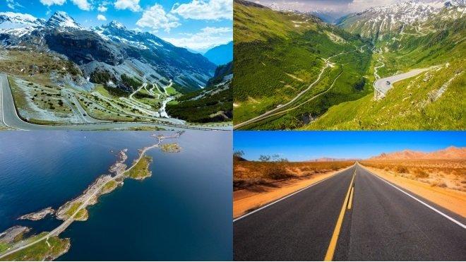 Tohle jsou nejkrásnější silnice světa. Už jste nějakou vyzkoušeli? (+ ANKETA) - anotační foto