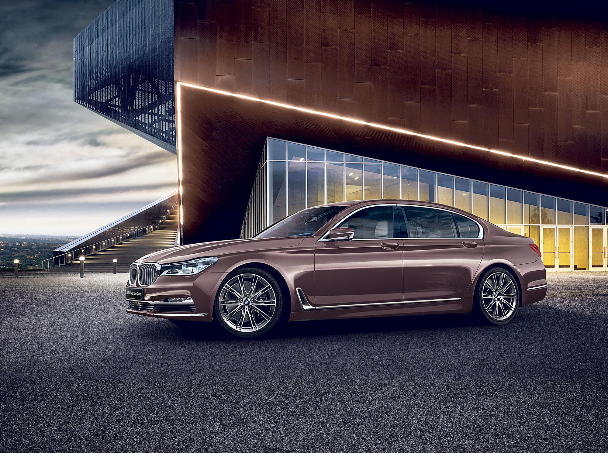Japonští milionáři jásají. BMW si pro ně připravilo extra velkou lahůdku - anotační foto