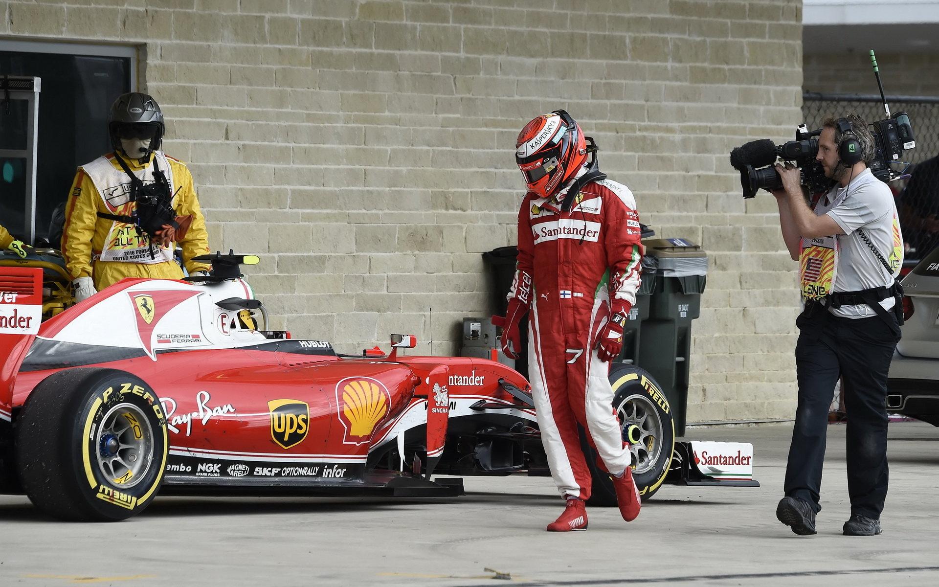 Arrivabene o příčinách problémů Ferrari: