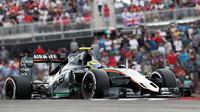 Sergio Pérez v závodě v Austinu bodoval posedmé v řadě - prodlouží svou sérii i na domácí půdě?