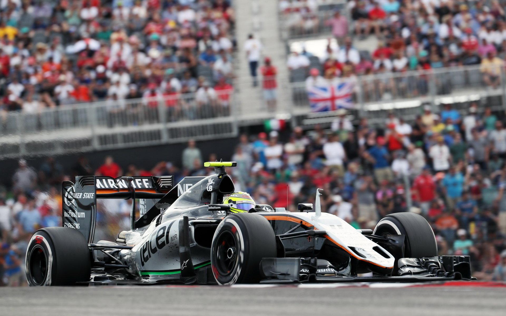 Pérez se chystá na domácí závod a očekává megashow - anotační obrázek
