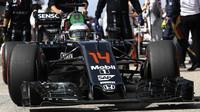 Nápis Mobil už na McLarenech dlouho neuvidíme