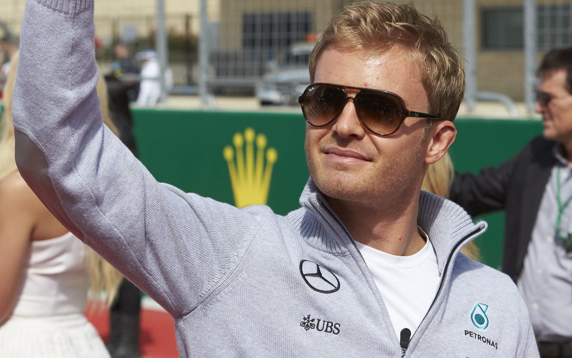 Rosberg nad ziskem titulu v Mexiku neuvažuje - anotační obrázek