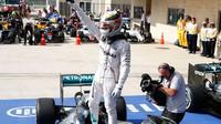 Lewis Hamilton po závodě v Austinu