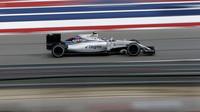 Valtteri Bottas s Williamsem ve Velké ceně Spojených států