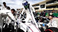Felipe Massa usedá do svého Williamsu