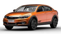 Qoros 3 GT se bude zkoušel prosadit v segmentu terénních sedanů.