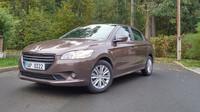 TEST: Peugeot 301 1,6 EAT6 Allure: Když volíte rozumem - anotační foto