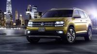 Velikost Audi Q7 za cenu Kodiaqu. Volkswagen představuje nové SUV Atlas pro USA - anotační foto
