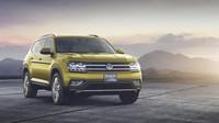 Volkswagen Atlas je novým sedmimístným SUV především pro USA.
