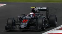 Proč nemá McLaren titulárního sponzora? Brown tvrdí, že jen přechodně - anotační foto