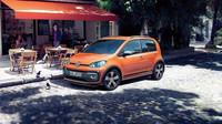 Omlazený Volkswagen cross up! je mnohem dražší než klasický up!.