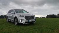 TEST: Hyundai Grand Santa Fe 2,2 CRDi: Splněný sen Američanův - anotační foto