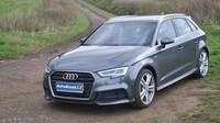 TEST: Audi A3 Sportback 1.4 TFSI CoD Ultra: Je lepší než nafta? - anotační foto