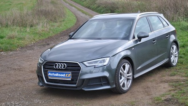 Audi A3 Sportback 1.4 TFSI CoD Ultra (2016)