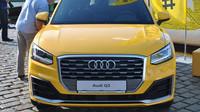 Audi SQ2 je realitou. V Německu se již pilně testuje na okruhu - anotační foto