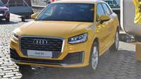 Reportáž: Audi Q2 se dnes ukázalo v české premiéře na Rašínově nábřeží. Byli jsme u toho - anotační obrázek