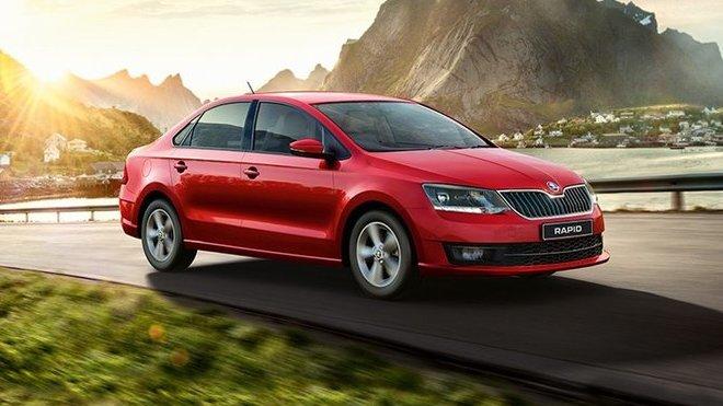 Indická Škoda Rapid prošla výraznou omlazovací kúrou.