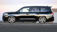 Toyota Land Speed Cruiser je nejrychlejším terénním automobilem na světě.