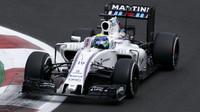 Williams se chce v Brazílii vrátit před Force Indii