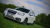 TEST: Dokážete ho pořádně vytočit? Subaru Forester 2.0i Lineartronic - anotační foto