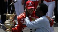 """Na Schumachera """"první vyhrání z kapsy vyhání"""" příliš neplatilo"""