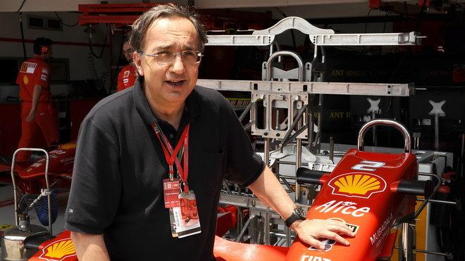 Sergio Marchionne se postaral o personální změny u týmu (ilustrační foto)