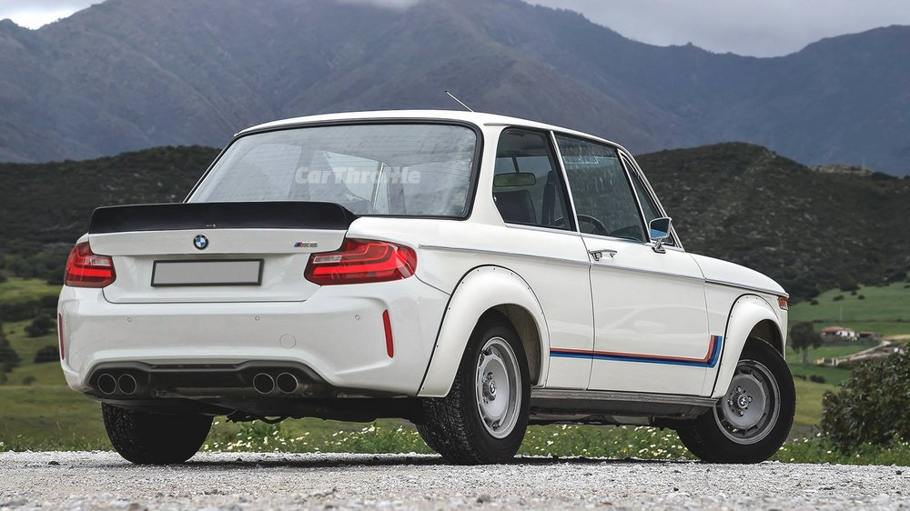 BMW 2002 Turbo/M2