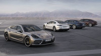 Porsche Panamera přichází ve vrcholném provedení Executive s prodlouženým rozvorem.