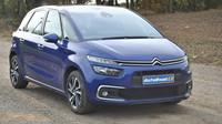 TEST: Citroën C4 Picasso 1.6 BlueHDI 120: UFO po kosmetice