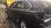 Rozkradené BMW X5 v Nizozemsku