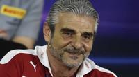 Ferrari nechce zabřednout do slovní bitvy s Mercedesem - anotační obrázek