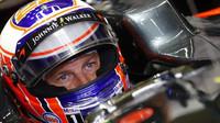 Button prozradil to, co asi většina fanoušků F1 tušila - anotační foto