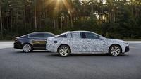 Nový Opel Insignia již klepe na dveře.