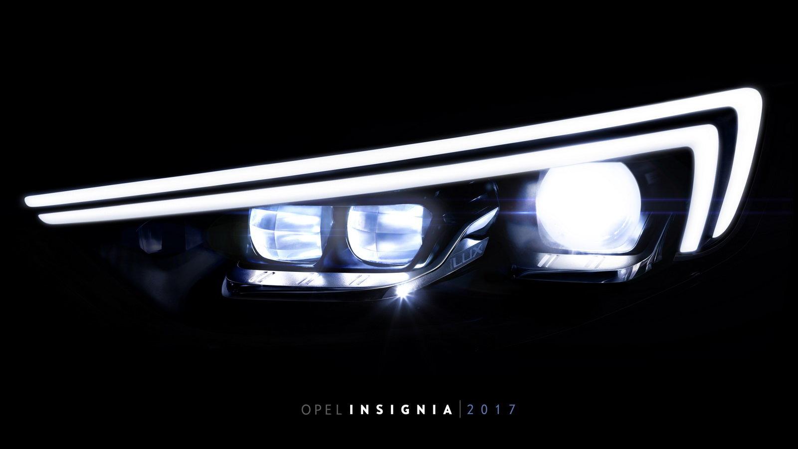 Těšíte se na novou Insignii od Opelu? Máme její sériovou podobu! - anotační foto