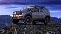 Renault Duster Extreme ukazuje dobrodružnou povahu i u nás oblíbeného SUV.