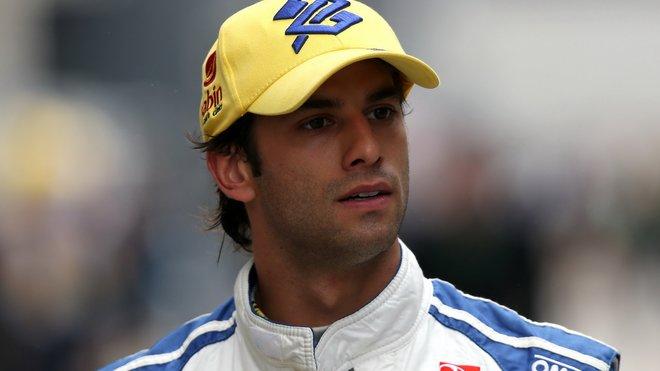 Felipe Nasr v Brazílii