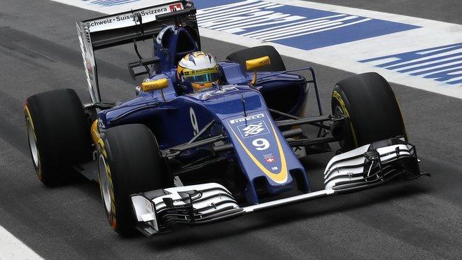Novým kolegou Marcuse Ericssona se má stát talent Mercedesu Pascal Wehrlein