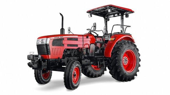 Brněnský Zetor představil levný, jednoduchý a úsporný traktor. Proč ho neuvidíme u nás? - anotačné foto