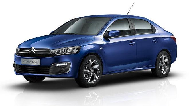 Je tohle stále jen levný sedan? Citroën C-Elysée začíná ujíždět Škodě Rapid - anotačné foto