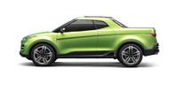 Hyundai Creta STC ukazuje, jak by mohl vypadat nový dostupný pickup.