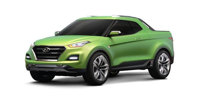 Hyundai našel skulinu na trhu. Středně velký pickup za rozumnou cenu - anotačné foto