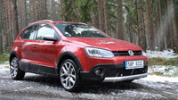 Volkswagen Cross Polo 1.2 TSI 66kW (2016)