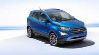 Ford EcoSport dostal novou tvář a lepší interiér, věk ale neskryje.