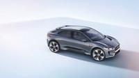 Jaguar I-Pace je ukázkou britského konkurenta americké Tesly Model X.