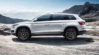 Škoda Kodiaq nabízí pro čínský trh velké překvapení pod kapotou.