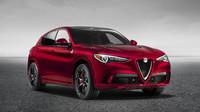 Alfa Romeo Stelvio se představuje, rovnou v provedení Quadrifoglio.