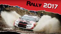 Rally kalendář 2017 - anotační foto