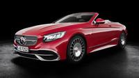 Mercedes-Maybach S 650 Cabriolet patří k nejluxusnějším autům na trhu.